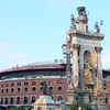 【スペイン】ユーリ聖地巡礼バルセロナの旅02(スペイン広場)