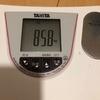 【ダイエットブログ】80kg台の30代男がダイエットをして60Kg台を目指す物語 1週目