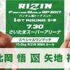 rizin夏の陣注目カード