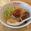 【東京餃子食堂】担々麺&ライス
