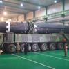 北朝鮮新型大陸間弾道ミサイルICBM「北極星4」SLBMの飛距離威力と射程距離