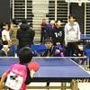 府中市ジュニア卓球大会  その3