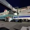 新日本海フェリーで北海道・苫小牧から秋田まで行ってみた!レストランも風呂もあるし、船旅は意外といいぞ~