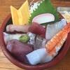 相浜亭の海鮮丼ぁぁぁ。