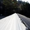 太陽光が設置できない屋根にガルバリウム鋼板