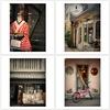 影付き枠+ビネット効果付き写真アルバムに、インスタグラム風フィルタ追加。