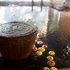 中棚荘。懐古園ウラにいい湯ありました。