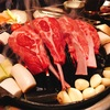 【麻浦】ビジュアル最高!ヤンカルビがおいしい미방