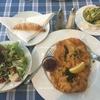 【2016秋 ヨーロッパ】  シュニッツエル / Wiener Schnitzel を食べました