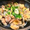 【1食91円】フライパンあさり酒蒸しの簡単レシピ