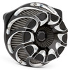 パーツ:Arlen Ness「Drift Inverted Series Air Cleaner」
