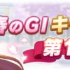 【ウマ娘】春のGⅠキャンペーン第1弾 開催!