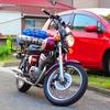中国地方一周の旅1日目 バイク一人旅~400キロの道のり~