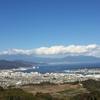 富士山を見ながらアフタヌーンティー@日本平ホテル