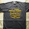 私の古着から1980年代「sportswear」ボディのTシャツをご紹介。ペンキプリントものです