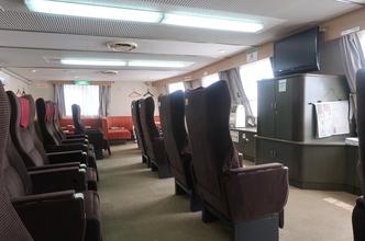【大阪→徳島2000円】南海特急サザン号とフェリー乗り継ぎで徳島へ(南海四国ライン2)
