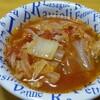 白菜クタクタ煮込みトマト缶バージョン