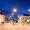 ワルシャワ観光 〜【世界遺産】ワルシャワ旧市街(夜編)& なぜかトゥルデルニーク〜