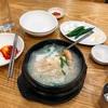 【韓国旅行】ホンデ1人ごはん!マリーゴールドホテル近くの美味しい参鶏湯(サムゲタン)のお店