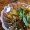 焼きカリフラワーのカレー風味マリネ