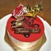 クリスマスケーキ激戦区の梅田でクリスマスケーキを購入!&シルバニアファミリーデビュー♪