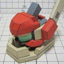 紙装甲なメカ