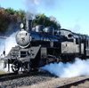 真岡鉄道 2009年12月