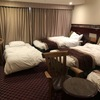 ホテル京阪ユニバーサル・タワー 部屋の内部を公開 3〜4人家族向け