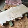 ポプラ板の木製看板