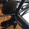 ロードバイク初心者がセルフメンテに挑戦【シフトケーブル&ディレイラーハンガー交換】3