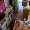 子供のおもちゃは減ったり増えたり