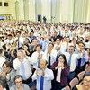〈座談会 師弟誓願の大行進〉12 学会の永遠性を確立する最重要の年 青年の拡大と人材の躍動を 2018年1月11日