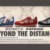 STRICT-G × PATRICK 『機動戦士ガンダム』 スニーカー マラソン・レザー 地球連邦軍モデル | PATRICK(パトリック)