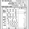 マッチングアプリ「CROSS ME」の株式会社プレイモーション 第5期決算公告