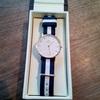 プレゼント、入学祝にもおすすめの時計。ダニエルウェリントンの時計がとっても素敵!