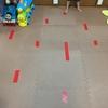 【1歳3歳育児】体を動かす室内遊び【夏休み12日目】