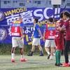 2019東京都社会人1部リーグ第10戦 南葛SC - 三菱養和SC