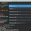 Atomのコード読みまくったので、git-grepの結果へジャンプできる拡張を作ってみた