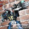 【ユナイテッド EX/UNITED EX】 トランスフォーマー ユナイテッド EX EX07 オートボット 特殊攻撃員 アサルトマスター プライムモード レビュー
