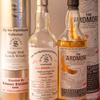 【アードモア飲み比べ】ハイランドのアードモア蒸留所の定番レガシーとシグナトリー社が出すカスクストレングスを飲み比べ