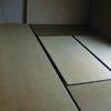 畳間をフロアーパネルに改造