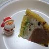 ズコット風アイスケーキ、上手く出来ました!