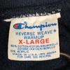 527 ビンテージ チャンピオン リバースウィーブトリコタグ カレッジパーカー80's