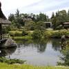 【散歩】8月連休中の「忍野八海」の様子