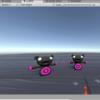 【Unity】Version3 敵をランダムに出現させショットガンで打つ(パーティクルあり)