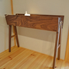 ナチュラル北欧インテリアにピッタリな木製の室内プランターを設置しました