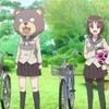 南鎌倉高校女子自転車部   第9話  くまさんの正体