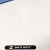 NUboard表面のシミ