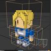 ボクセルでキャラクターをモデリング