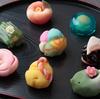 色彩豊かで可愛い!和菓子の魅力